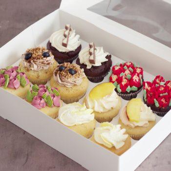 Mademoiselle Cupcake Box 12 Stück Magdeburg