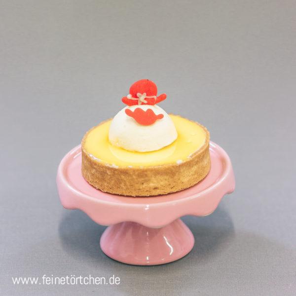Tartelette Zitrone Curd Mürbeteig Mademoiselle Cupcake Magdeburg