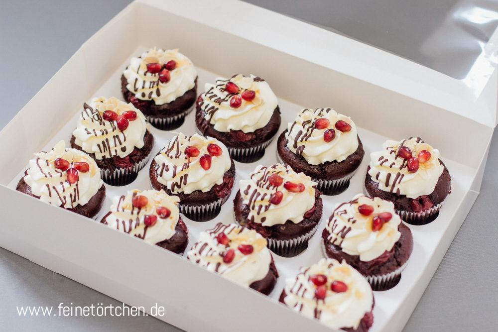 DIY Cupcake Konfigurator selbstgebacken Mademoiselle Cupcake Magdeburg