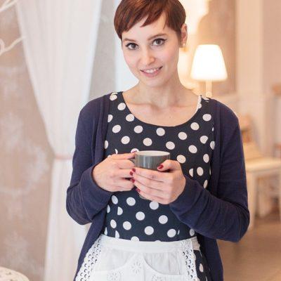 Tina Post - Gründerin von Mademoiselle Cupcake