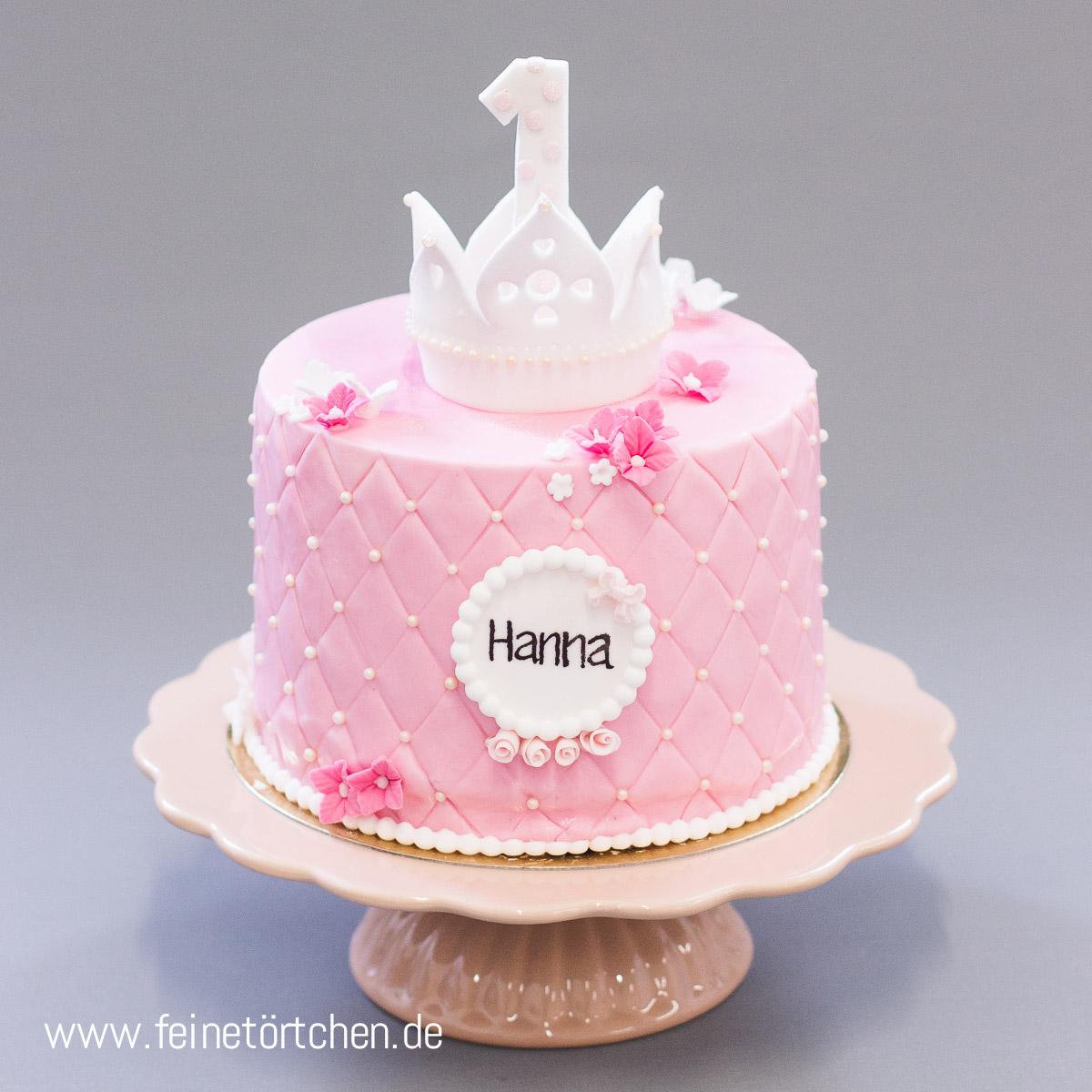 Prinzessin Torte Mademoiselle Cupcake Webshop
