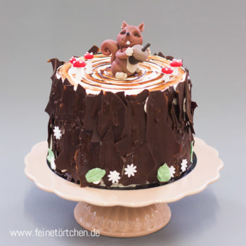 Wald Torte Rustikal Schokolade Mademoiselle Cupcake Magdeburg