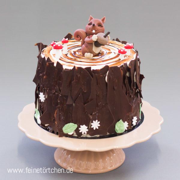 Hochzeitstorte Mademoiselle Cupcake Webshop