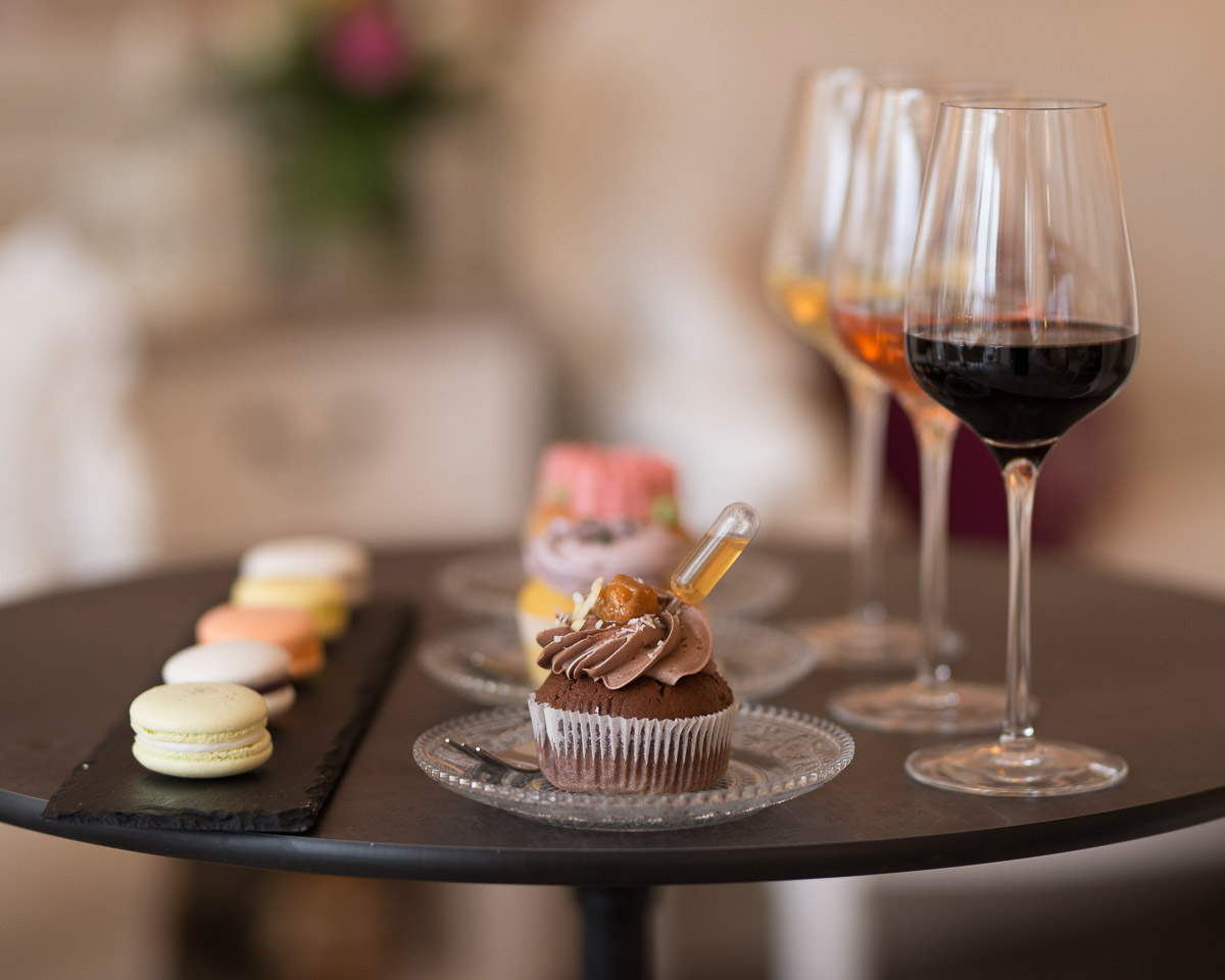 Wein- & Cupcake-Tasting 11.01.2019